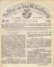 Der Bote aus dem Riesen-Gebirge, 1852, Jg. 40, Nr. 88