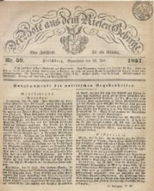 Der Bote aus dem Riesen-Gebirge, 1857, Jg. 45, Nr. 59