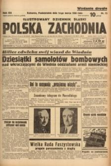 Polska Zachodnia, 1938, R. 13, nr 72