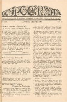 Typografia, 1930, R. 4, nr 6
