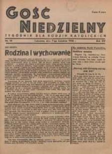 Gość Niedzielny, 1946, R. 19, nr 14