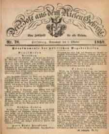 Der Bote aus dem Riesen-Gebirge, 1859, Jg. 47, Nr. 78