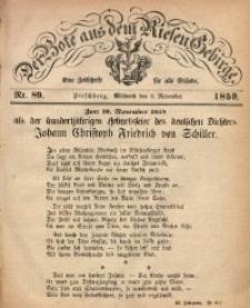 Der Bote aus dem Riesen-Gebirge, 1859, Jg. 47, Nr. 89