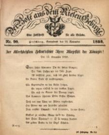 Der Bote aus dem Riesen-Gebirge, 1859, Jg. 47, Nr. 90
