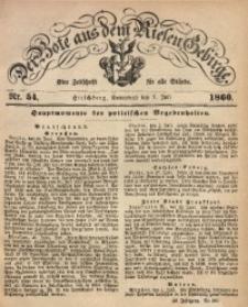Der Bote aus dem Riesen-Gebirge, 1860, Jg. 48, Nr. 54