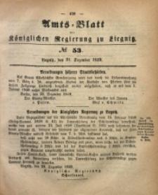 Amts-Blatt der Königlichen Regierung zu Liegnitz, 1859, Jg. 49, No. 53