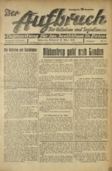 Der Aufbruch, 1936, Jg. 4, Nr. 45