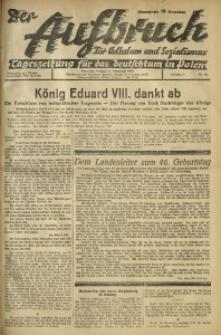 Der Aufbruch, 1936, Jg. 4, Nr. 270