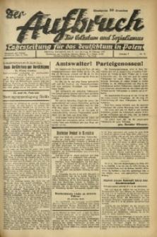 Der Aufbruch, 1937, Jg. 5, Nr. 36