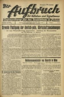 Der Aufbruch, 1937, Jg. 5, Nr. 44