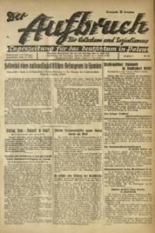 Der Aufbruch, 1937, Jg. 5, Nr. 83
