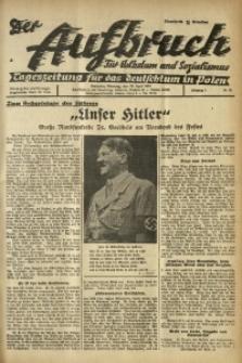 Der Aufbruch, 1937, Jg. 5, Nr. 91