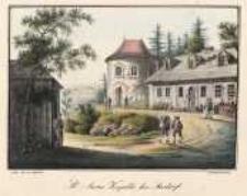 St. Anna Kapelle bei Seidorf