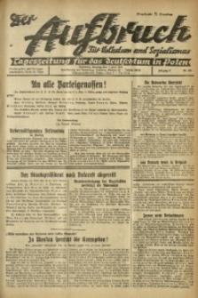 Der Aufbruch, 1937, Jg. 5, Nr. 128
