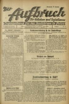 Der Aufbruch, 1937, Jg. 5, Nr. 135