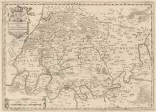 Ager Parisensis Vulgo L'Isle de France Fr. Guillo terius Bitur Viu. De Scrib. Et CL.V. Petro Pithoeo LC. Dedicabat