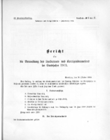 53. Provinziallandtag, Drucksache No. 1 F