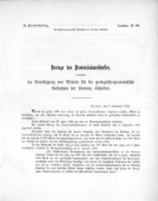 53. Provinziallandtag, Drucksache No. 49