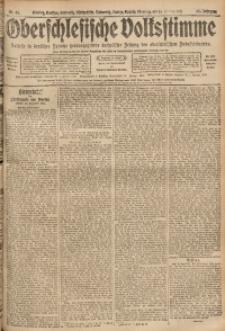 Oberschlesische Volksstimme, 1911, Jg. 37, Nr. 36