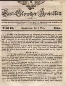 Tost-Gleiwitzer Kreisblatt, 1845, Jg. 3, St. 19