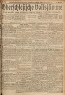 Oberschlesische Volksstimme, 1911, Jg. 37, Nr. 103