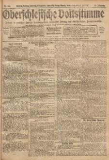 Oberschlesische Volksstimme, 1911, Jg. 37, Nr. 163