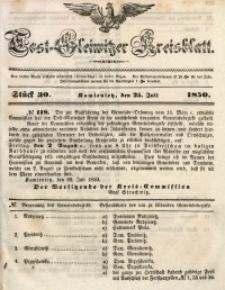 Tost-Gleiwitzer Kreisblatt, 1850, Jg. 8, St. 30