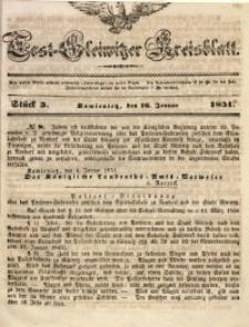 Tost-Gleiwitzer Kreisblatt, 1851, Jg. 9, St. 3