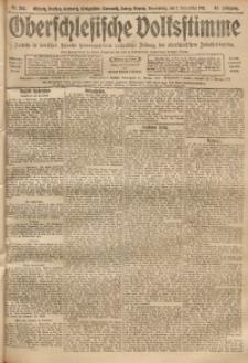Oberschlesische Volksstimme, 1911, Jg. 37, Nr. 205