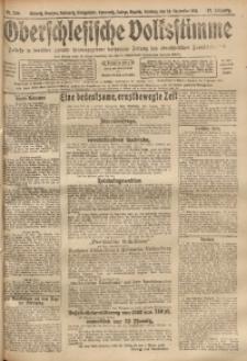 Oberschlesische Volksstimme, 1911, Jg. 37, Nr. 220