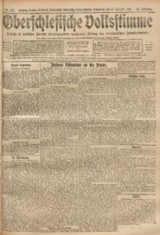 Oberschlesische Volksstimme, 1911, Jg. 37, Nr. 225