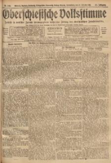Oberschlesische Volksstimme, 1911, Jg. 37, Nr. 249