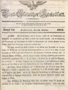 Tost-Gleiwitzer Kreisblatt, 1852, Jg. 10, St. 42