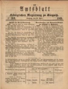 Amts-Blatt der Königlichen Regierung zu Liegnitz, 1869, Jg. 59, No. 31