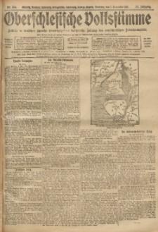 Oberschlesische Volksstimme, 1911, Jg. 37, Nr. 256
