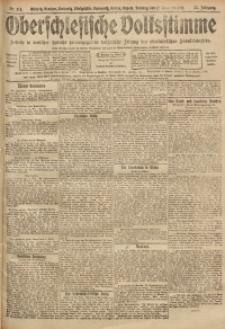 Oberschlesische Volksstimme, 1911, Jg. 37, Nr. 261