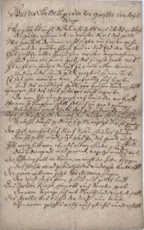Drobne wiersze niemieckie i łacińskie z tłumaczeniami