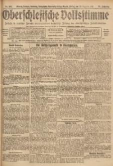 Oberschlesische Volksstimme, 1911, Jg. 37, Nr. 293