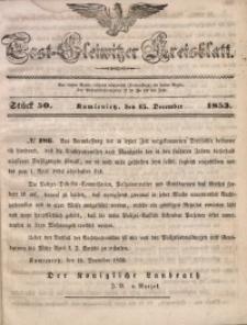 Tost-Gleiwitzer Kreisblatt, 1853, Jg. 11, St. 50