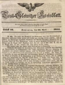 Tost-Gleiwitzer Kreisblatt, 1854, Jg. 12, St. 16