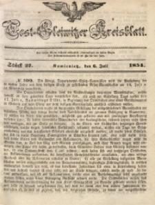 Tost-Gleiwitzer Kreisblatt, 1854, Jg. 12, St. 27