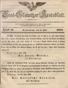 Tost-Gleiwitzer Kreisblatt, 1855, Jg. 13, St. 27
