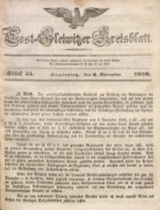 Tost-Gleiwitzer Kreisblatt, 1856, Jg. 14, St. 45