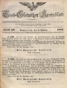 Tost-Gleiwitzer Kreisblatt, 1857, Jg. 15, St. 40