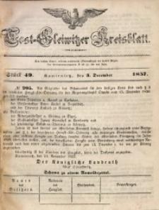 Tost-Gleiwitzer Kreisblatt, 1857, Jg. 15, St. 49