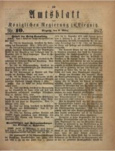 Amts-Blatt der Königlichen Regierung zu Liegnitz, 1872, Jg. 62, No. 10