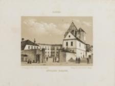 Glogau. Artillerie Kaserne