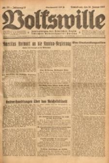 Volkswille, 1927, Jg. 12, Nr. 23