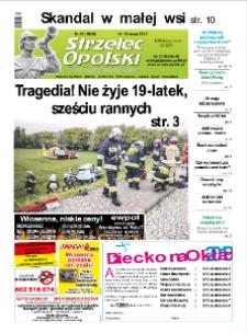 Strzelec Opolski : twój tygodnik regionalny : Strzelce Opolskie, Izbicko, Jemielnica, Kolonowskie, Leśnica, Ujazd, Zawadzkie, Toszek 2019, nr 20 (1026).