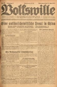 Volkswille, 1927, Jg. 12, Nr. 93